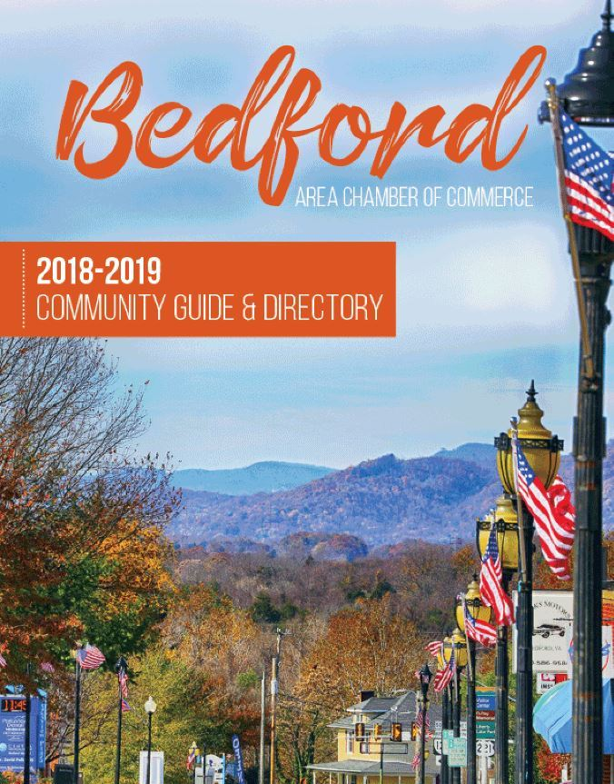 2018 2019 Bedford Community Guide