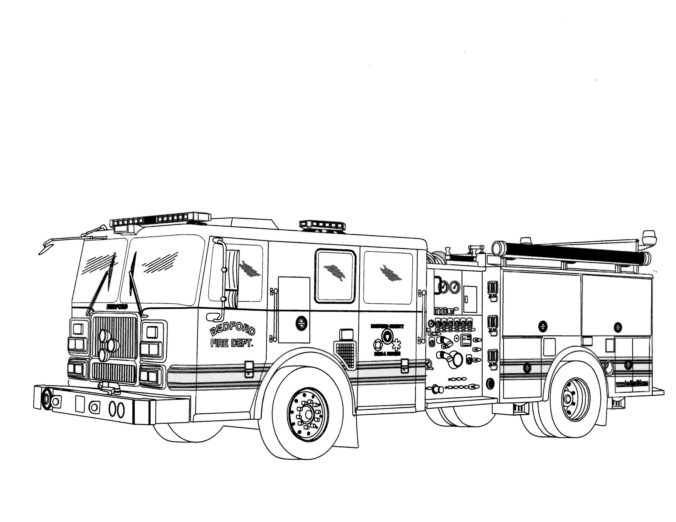 BFD Coloring Book 1